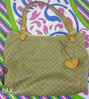 Branded imported PU material handbag. Perfect for