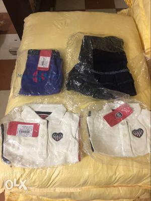 Branded kids wear Rs 200/- per piece - bulk selling 500 pcs