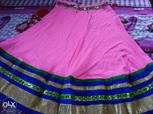 Chaniya for up coming navratri sale sale 800 per