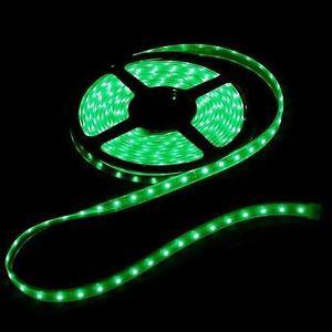 Cuttable 5M Green LED Strip Light+Adapter Diwali Home