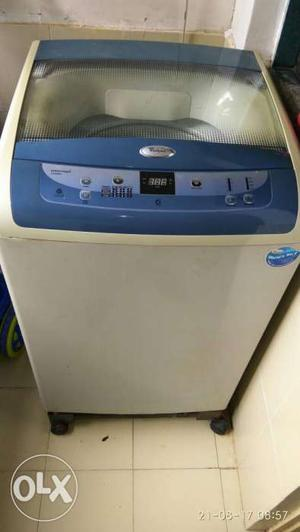 Fully Automatic top load Washing machine of
