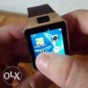 New touch mobile watch With calling features and