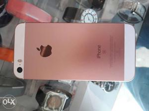 3 mnths old iphone se all 6s features mint