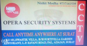 Better service and CCTV camera saplayer