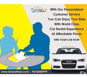 Bharat Taxi provides Car Rental Servicesfrom Kochi Kochi