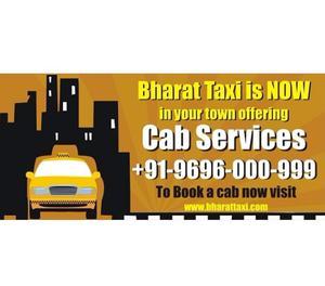 Bharat Taxi provides Car Rental Servicesfrom Vadodara