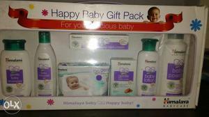 Himalaya Babycare Gift Set, packed,MRP 425, selling because