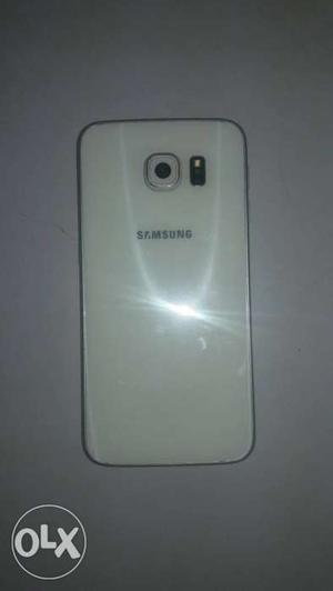 Samsung s6 16 gb urgent need to sell only phone