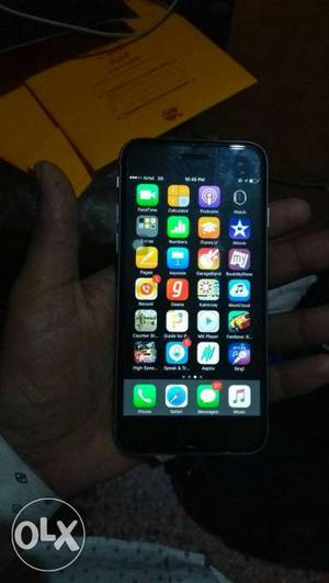 iPhone 6 32GB 3 month old month old 9 month