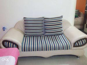2 seater 2 sofas for sale, in good condition,