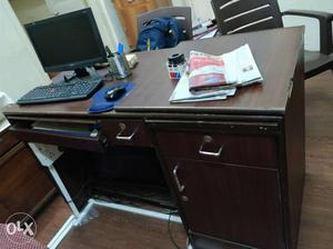 2 tables for office use.. each