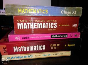 Complete Set Of Maths Class 12 Including Maths
