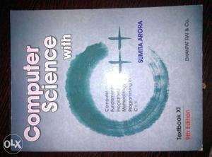 Computer Science Book...sumita Arora..of Worth