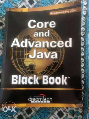 Core And Advanced Java Black Book