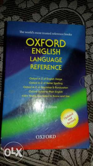 Oxford English Language Reference Dictionary (4