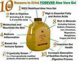 Read in the picture about the worlds best aloe