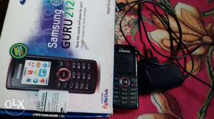 Samsung Music Guru Keypad With box and charger in