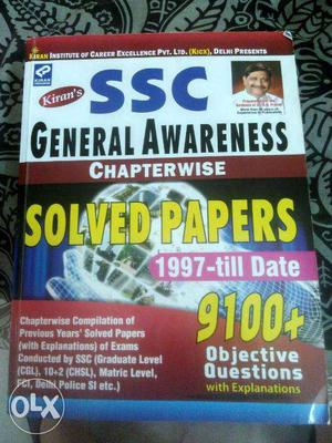 All Kiran Publication Books For Sale For SSC CGL