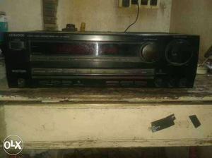 Kenwood av stereo amplifier