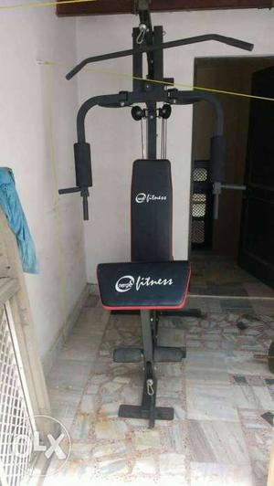 Multi Gym machine for home use,just used once