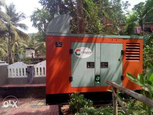 Rent cooper Diesel generator with less rent. 30 kva
