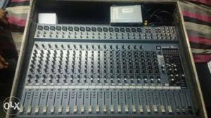 Sound mixer nx audio 24 channel 2 auxiliary