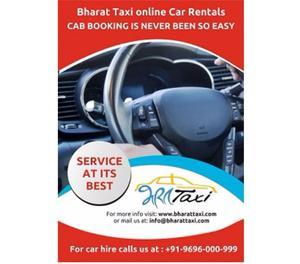 Delhi Taxi Services by Bharat Taxi New Delhi