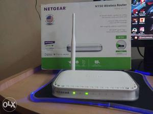 Nergear N150 Wireless Router Excellent Condition