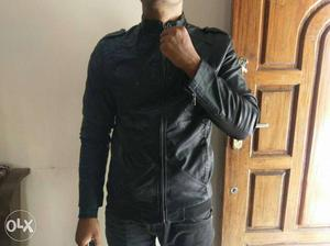 New bike jacket bought for , used for two times, size