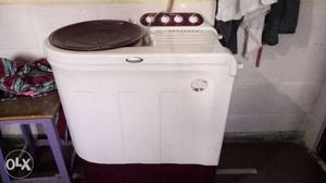 Whirlpool White All-in-one Portable Washer And Dryer