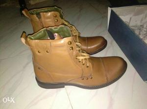 11 no shoes original leather brand new condition