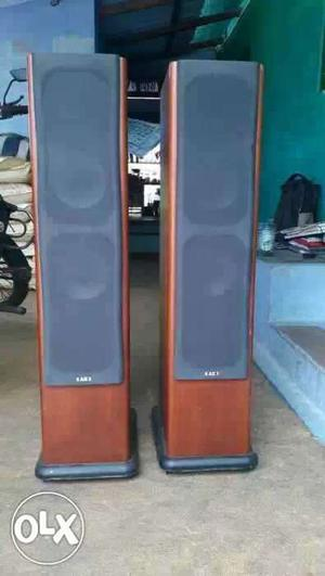 A E Tower Speakers // England