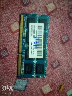 Ddr3.2gb ram at low cost