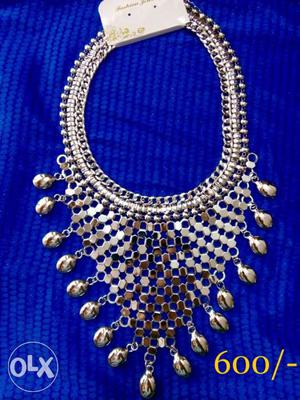 Fashion jewlery for Navratri 600/- per pc.