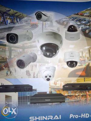 Hikvision cctv camera sales and service.and
