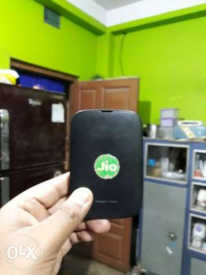 Jio fi just 11 months old full ok one year