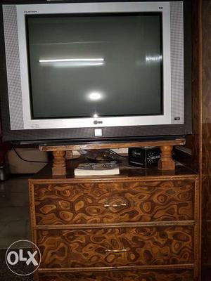 Lg 29 inches crt tv with sound quality better