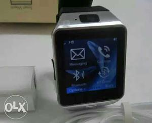 Mobile touch watch with calling features and