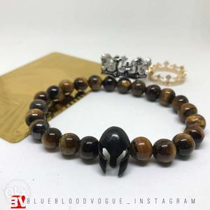Original Stone Lucky Charm Luxury Bracelet - Unisex