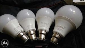 (Pack of 10) Syska Type Led Bulbs-12W in  Rs with 2 Yr