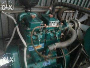 Power generator Single phase dbl cylinder 15kv