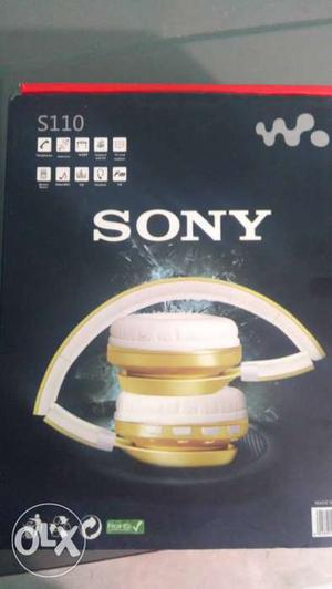 Sony Bluetooth headset 1 month old