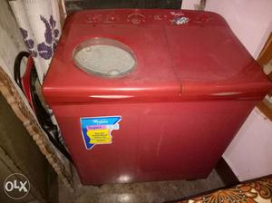 Whirlpool washing machine... tip top condition,