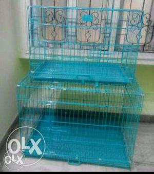 All sizes cages available in Mumbai Comfortable