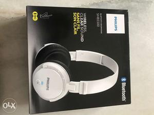 Brand New Philips SHBBK Wireless Bluetooth