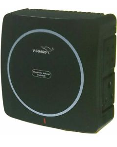V-Guard Mini Crystal With 3 Pin Socket Voltage Stabilizer