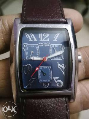 Anchor day date & 24 hrs multi functional full