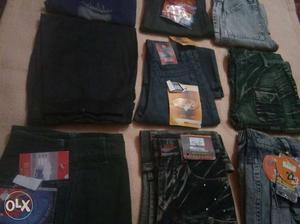 KIDS WEAR FOR SALE Total No of pieces - 600 Age -