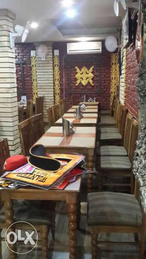 Restaurant for sale in kamla nagar