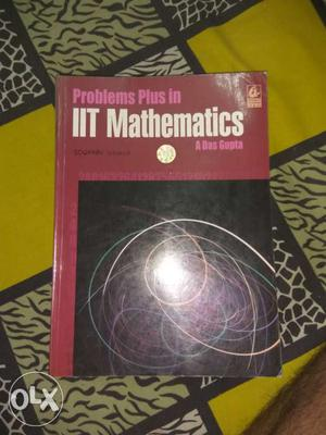A das gupta for iit jee for maths in excellent condition